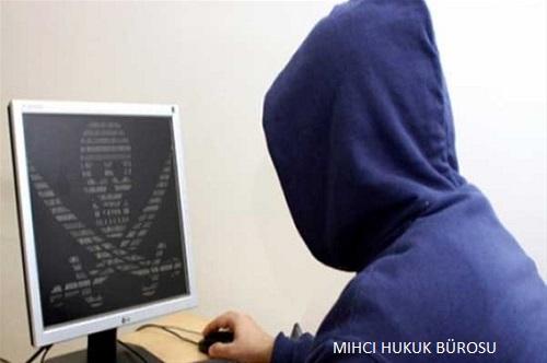 İnternet Üzerinden Dolandırıcılık - Mail, Bankacılık, Şifre Hırsızlığı