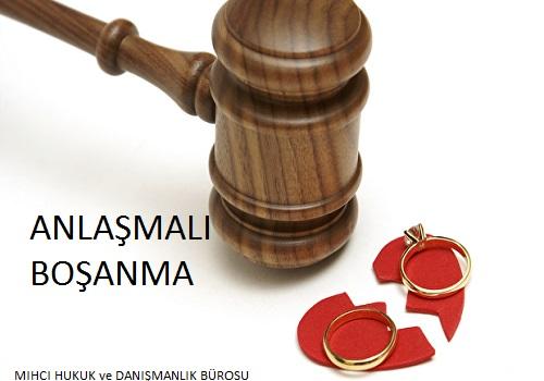 Anlaşmalı Boşanma Davası - Anlaşmalı Boşanma Protokolü ve Dilekçesi