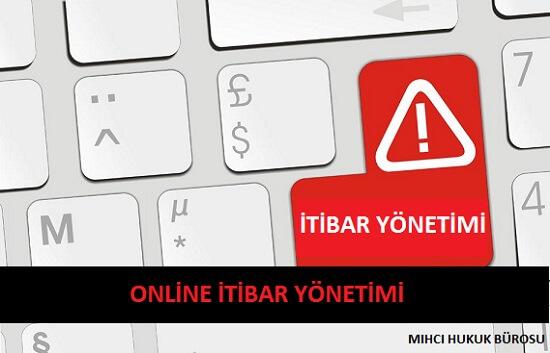 (Çevrimiçi) Online İtibar Yönetimi