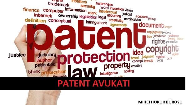 Patent Avukatı- Mıhcı Hukuk Bürosu