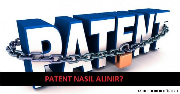 Patent Nasıl Alınır? Patent Alma Süreci