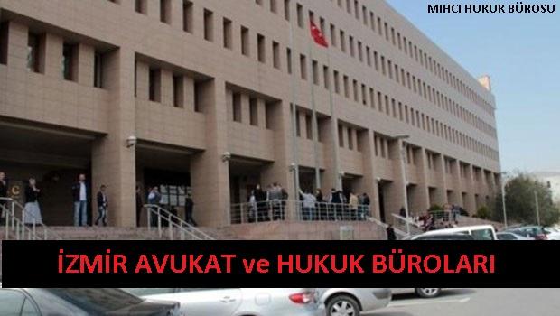 İzmir Avukat ve Hukuk Büroları