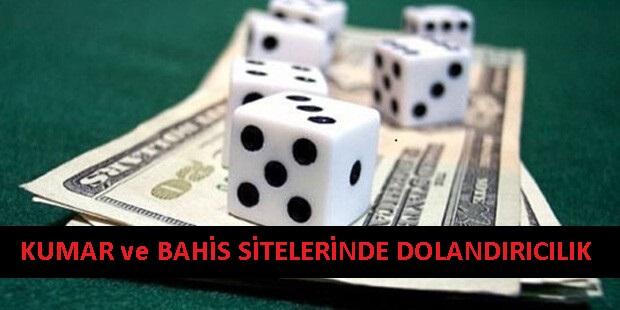 Kumar ve Bahis Sitelerinde Dolandırıcılık ve Para İadesi