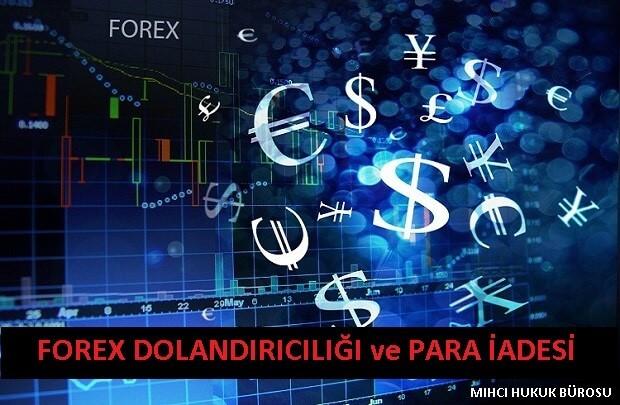 Forex Dolandırıcılığı ve Para İadesi
