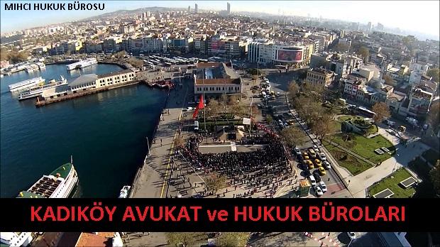 Kadıköy Avukat ve Hukuk Büroları