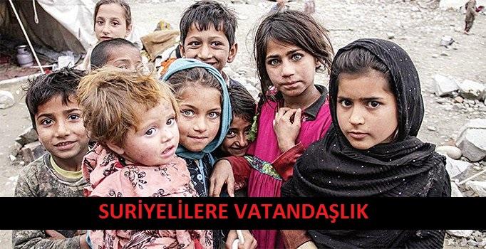Suriyelilere Vatandaşlık