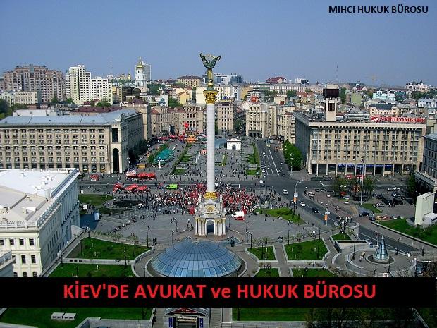 Kiev'de Türk Avukat ve Hukuk Bürosu