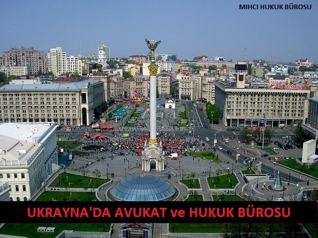 Ukrayna'da Türk Avukat ve Hukuk Bürosu