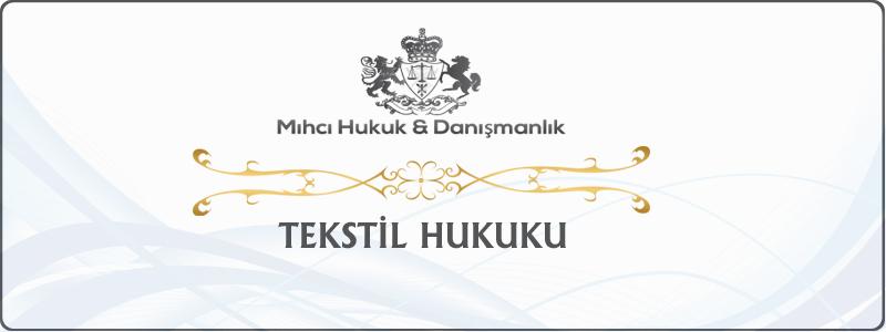 Tekstil Hukuku